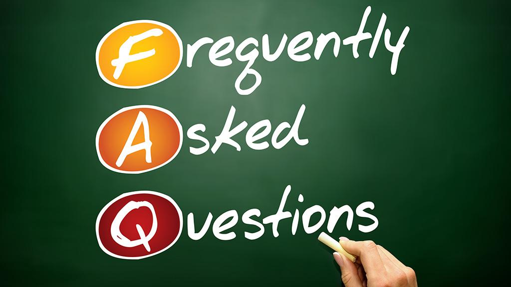 Вопросы и ответы (FAQ)